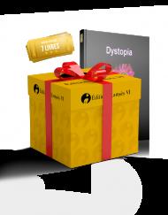 """Chèque-cadeau """"Gold"""""""