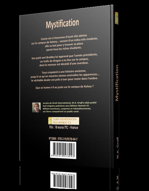 Mystification - M.A. Graff - Editions Ramsès VI